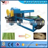 Small farm Ramie Hemp decorticator machine