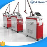 2015 Newest !!! Q-Switch ND Yag Laser Telangiectasis Treatment Machine For Laser Tattoo Removal Or Birthmark Removal Tattoo Removal Laser Machine
