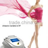 Ultrasound Weight Loss Machines 60W Portable Radio Frequency Ultrasonic Cavitation Slimming Machine With 6 Handle Beauty Salon Equipment Beijing Sincoheren Liposuction Cavitation Slimming Machine