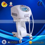 Powerful Portable 808nm Diode Laser / Laser 1-800ms Diode Permanent Hair Removal Black Dark Skin