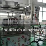With CE Automatic Sauce and Paste Packaging Machine / Hot Sauce Filling and Sealing Machine