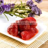 IQF Frozen Organic Strawberry IQF with Sugar