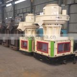 Automatic lubrication system machinery CE biofuel pellets making machine for making biomass fuel for boiler