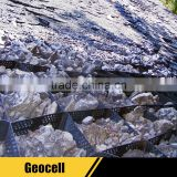 honeycomb gravel stabilizer grid geocell price in shandong