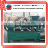 Gongyi UT Machinery Silver charcoal bbq charcoal briquette extruder machine coal stick machine