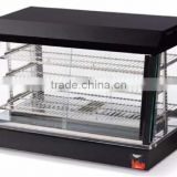 Warming display Food warmer display cabinet