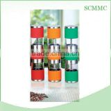 Colorful Manual 2 in 1 Salt And Pepper Mill Image