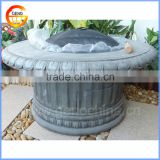 High quality popular outdoor MGO fire pit burner