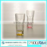 With FDA/SGS certification Anhui factory supply wholesale mini wine glass shot glass for liqueur