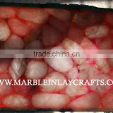 Rose Quartz Semi Precious Stone Slab