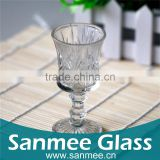 Mini Wholesale Red Wine Goblet Red Wine Glass Cup