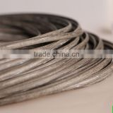 Whole New Material Product Tough Coiled Poly Rattan For Garden Furniture