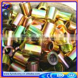 Stainless steel hydraulic hose Ferrule 00421,00621,03310,00210,carbon steel sae 100r9at hose ferrule 00110