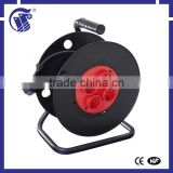 IP20 50m retractable Extension Cords mini cable reel