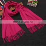 zm51460a 2016 Best selling women cotton scarf with low price