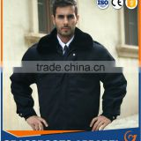 2017 high quality cheap price security guard uniforms, custom design guard uniforms wholesale mens winter jacket