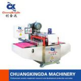 Single Shaft Multi Blades Full Automatic Continuous Marble Ceramic Tiles Marble Mosaic Stair Step Cutting Machine
