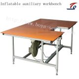 China Factory Direct Sale Used Inflatable Auxiliary Workbench for Mattress Sewing Machine