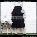 Korean High Waist Pleated Skirt For Girl Hot Sex Images Sexy Photo Ladies Latest A Line New Designs Chiffon Maxi Dress