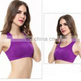 Wholesale lady hot sex womens sexy xxxx women sport bra Lady High Quality Black X Back Fitness Sport Running