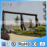 Hot Sale Customized Projection Inflatable Cinema Moive Screen