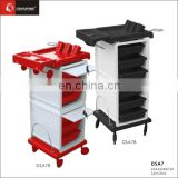 factory price useful trolley for salon