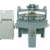 64 spindle computerized lace braiding machine