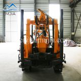 Mud Air Drilling Rig Rotary Rock Core And Impact Rock Borehole Drilling Rig For Water Well And Soil Survey