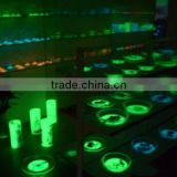 City night decoration luminous stickers wall home living room bedroom TV background decals glow in the dark