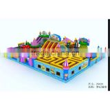 Top design inflatable dream castle inflatable amusement park inflatable commercial playground for sale