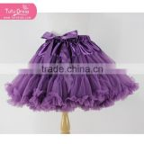 Baby Girls Chiffon Fluffy Pettiskirts Tutu Princess Party Skirts Ballet Dance Wear Pettiskirt