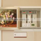 Picture type medical hospital bed head supply units for gas supply system