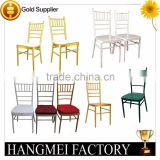 Strong furniture bamboo banquet chair