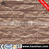 exterior ceramic full facing brick wall tile