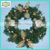 Fashion factory price wreath supplies wholesale