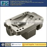 Custom precision metal agricultural machinery casting spare parts
