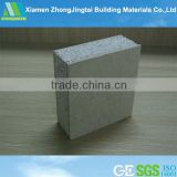 wholesale low price eps sandwich wall panel/polystyrene foam wall sandwich panel for prefab home
