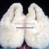 Fur Baby Alpaca slippers for Kids for 6-9 months Size 17 Peru