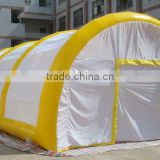 China cheap inflatable tennis tent