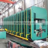 Conveyer belt curing press/Hot vulcanizing machine to joint rubber conveyor belts
