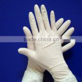 Latex gloves malaysia manufacture medical use, Logo printed latex gloves