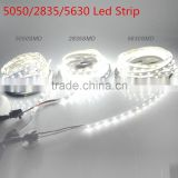 DC 12V RGB Led Strip 5050 5630 2835 SMD Non-Waterproof 5M 60Led/M Led Stripe Fita Led String Bar Light Bombillas Led Tape