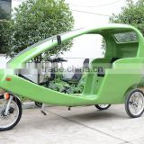 Chinese Electric Auto Pedicab Rickshaw for Passenger/Velo Taxi