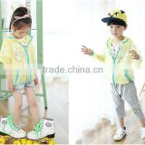 fashion children sun-protective blouse clothing long sleeves children blouse OEM service