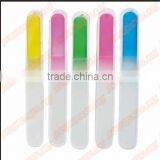 wholesale !!! 100pcs/bag X Durable Cyrstal Glass Nail File/2014 new crystal stone glass nail file, 14cm