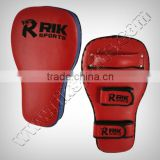 MMA Striking Pad made of real leather multi layer non compressible shock absorbing padding