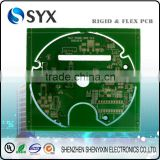 Low cost 6 layer HDI impedance blood glucose meter pcb / FR4 circuit board