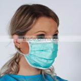 2015 Guangzhou manufacturer EN14683 medical equipment/ dental mouth mask/ surgical face mask