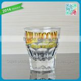 Made in china crystal whiskey glass cup hot new product for 2015 whiskey shot glass customed whiskey glass