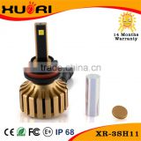 Silica Tube high power led headlight bulb H1,H3,H4,H7,H11,H13,9004,9005,9006,9007,880,D2S car led headlight